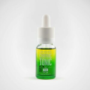 Green island naturals chronic tonic thc