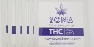 thc transdermal patch cannaessence