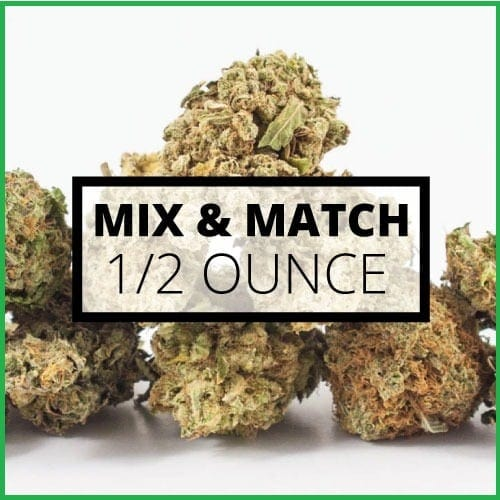 Mix and Match HalfOunce 1 1